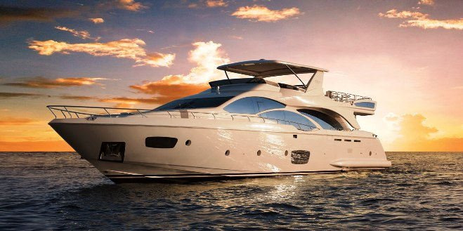 Azimut 116 KASIOCA